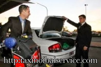 Ảnh: Taxi San Bay Pick Up Service