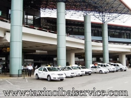 Ảnh: Noi Bai Airport Taxi (Pick up service )